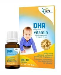 DHA Multivitamin Kids Drops