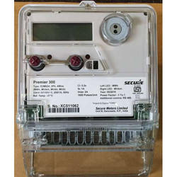 Secure Energy Meter