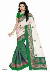 Elegant Printed Atr Silk Sarees