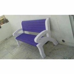 Precast Garden Bench