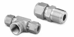 Inconel BSP Male Threaded Adapter