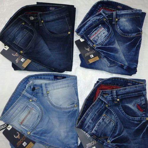 eea553d12c5 Jibouti Men  s Fancy Jeans