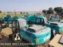 Used Kobelco SK-210 HD Excavators
