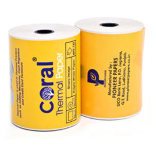 Thermal Paper Roll 79 Mm x 50 Mtr