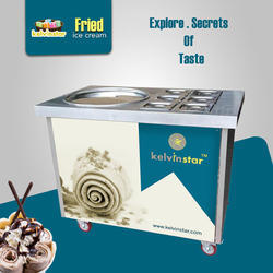 Fried Ice Cream Machine