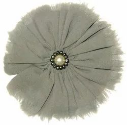 Gray Beaded Patches
