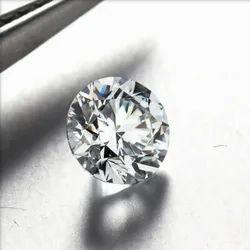 CVD Diamond 1.02ct D SI1 Round Brilliant Cut  HRD Certified Stone