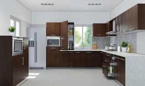 Mica Modular Kitchen