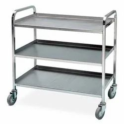 Mild Steel Heavy Duty Trolley
