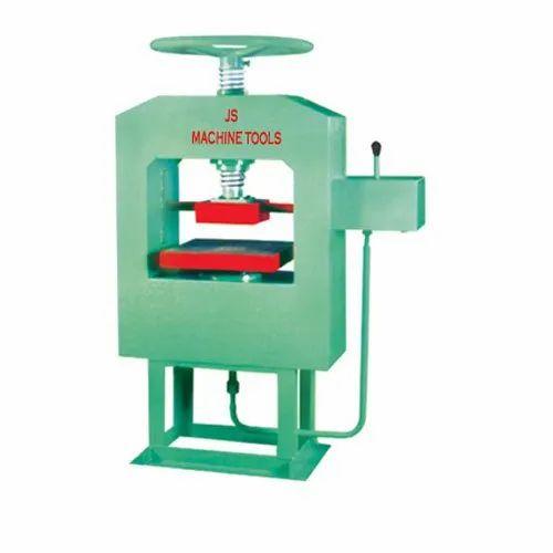 40 Ton MS Hydraulic Tile Press