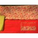 Ladies Floral Printed Cotton Suit Dress Material