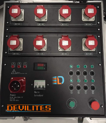8 Way Hoist Controller (Devil Truss)