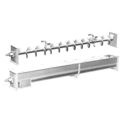 Mild Steel Screw Conveyors