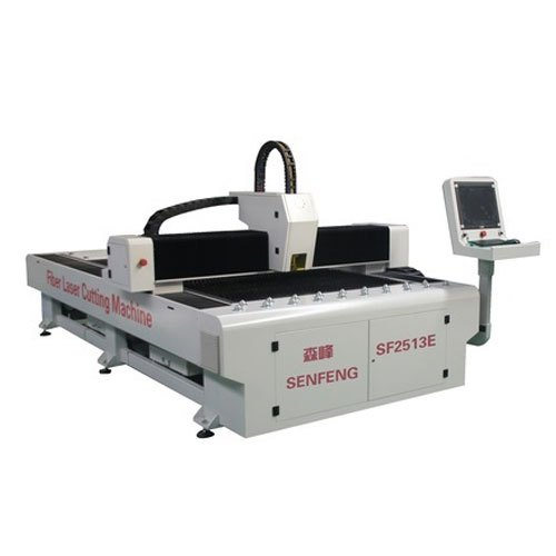 Fiber Metal Laser Cutting Machine