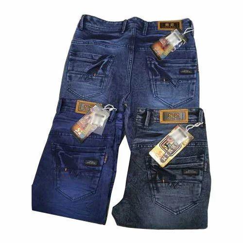 23ae872c365 S2 Casual Wear Mens Fancy Denim Jeans