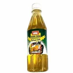 Golden Salad Oil, Packaging Size: 500 mL