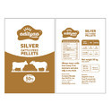Silver Cattle Feed Pellets