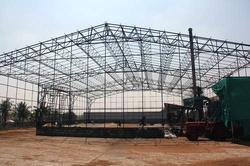 Modular Space Frame Structure