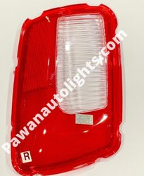 Three Wheeler Tail Light Cover Ape City Bs-4 Premium Quality (Oe Type)