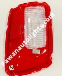 Three Wheeler Tail Light Cover Ape City Bs-4 Premium Quality (Oe Type)