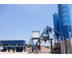 Automatic Scale Tolerance Checking Concrete Batching Plant