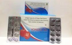 Yonizex-SG Softgel Capsules