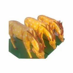 FRP Decorative Animal Statue