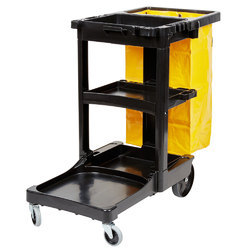 Deluxe Multifunction Service Cart