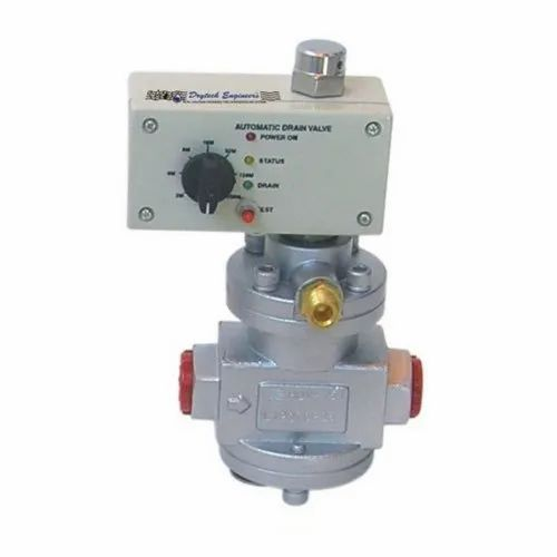 Drytech Full bore Electronic Auto Drain Valves, For Air