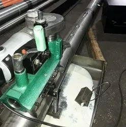 Shaft Key way Milling Machine