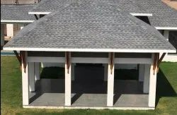 Oyster Grey Roof Shingles