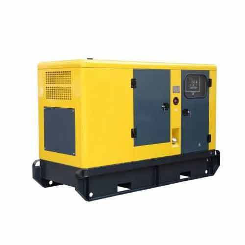 Single Phase Diesel Eicher 10 Kw Silent Generator Set Rs 185000 Piece Id 16512388812