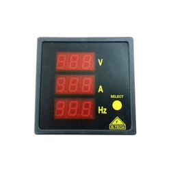 Single Phase Digital Panel Meter
