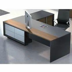 Rectangular Wood Arts Office Tables, Warranty: 3 Year