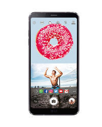 LG G6 Black (Refurbished) With Bill And 6 Months Manufacturer Warranty, Memory Size: 64 GB