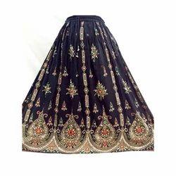 Rayon Crepe Skirts