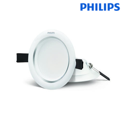 Cool White Philips Astra Slim 10W LED Round Panel Light