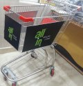 SS Shopping Trolley