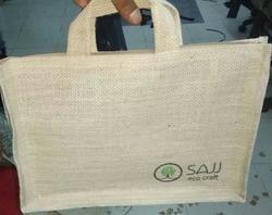 Jute Bag With Logo