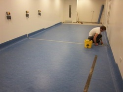 Vinyl Flooring for Hospitals