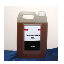 Compressor Oil - Synthetic Compressor Oil Latest Price