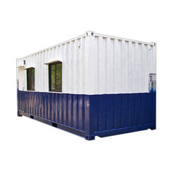 MS Portable Cabin