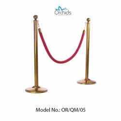 Orchids Golden Quoted Q Manager with Rope OR/QRMS/05