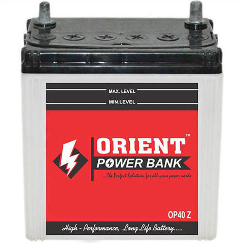 Orient Bank Small Car Battery