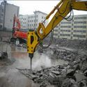 1 To 2 Week Offline Demolition By Hydraulic Concrete Buster Service