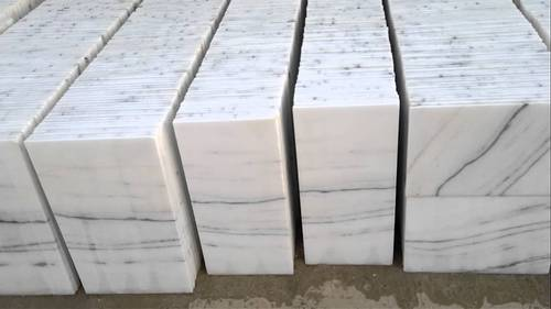 Morwad White Marble, Thickness: 10-15 mm