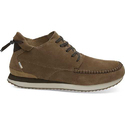 Genuine Leather Brown Casual Shoes