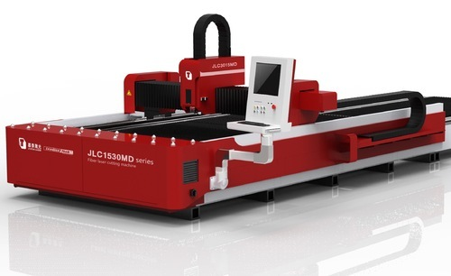 Fiber Metal Laser Cutting Machine (500 W)