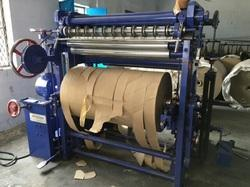Paper Roll Cutting Machine