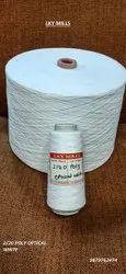 2/20 Polyester Spun Yarn Optical White 20/2